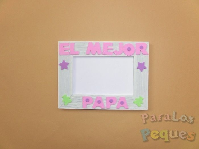 Regalo papa Marco El mejor papa rosa