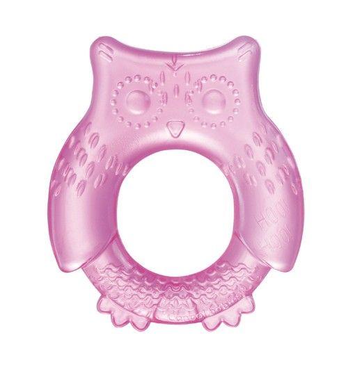 Mordedor buho rosa Canpol Babies
