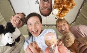 visitas hospital