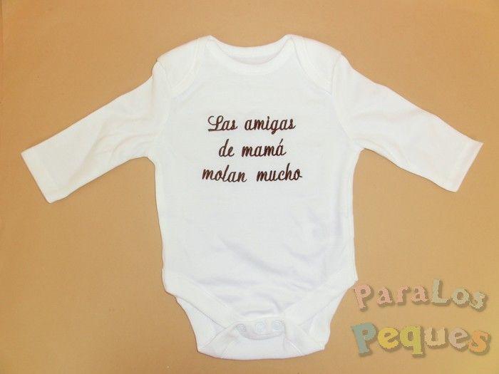 Body bordado personalizado. Regalo bebes
