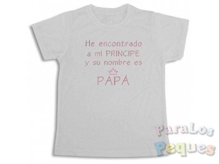Regalo papa - Camiseta Papá principe