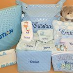 Canastilla para bebe Cristian 145€