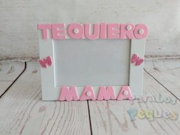 Regalo dia de la madre - Marco Te quiero mama